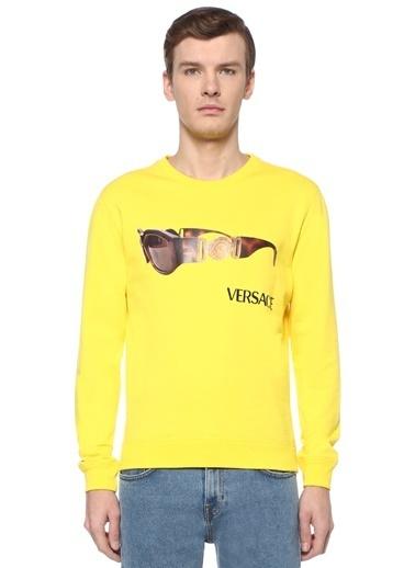 Versace Sweatshirt Renkli